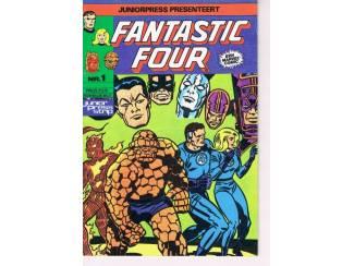 Fantastic Four nr. 1