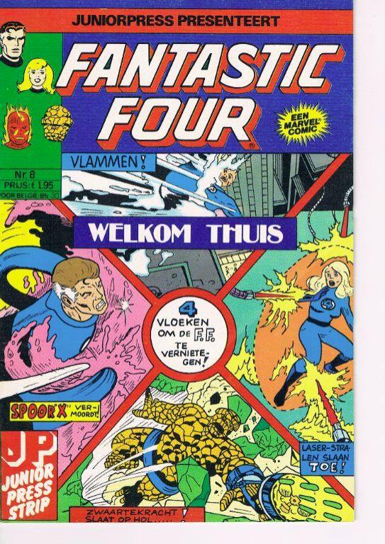 Fantastic Four nr. 8