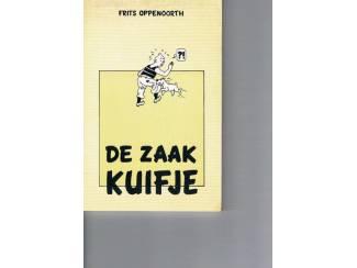 Stripboeken De zaak Kuifje – Frits Oppenoorth