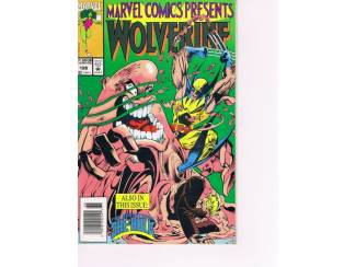 Marvel Comics presents Wolverine/Ghost Rider nr. 126