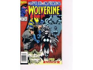 Marvel Comics presents Wolverine/Ghost Rider nr. 130