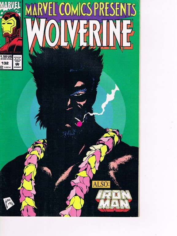 Marvel Comics presents Wolverine/Ghost Rider nr. 132