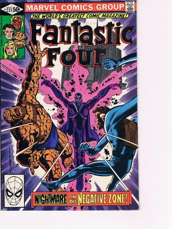 Fantastic Four USA nr. 231