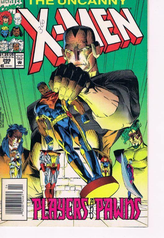 The uncanny X-men USA nr. 299