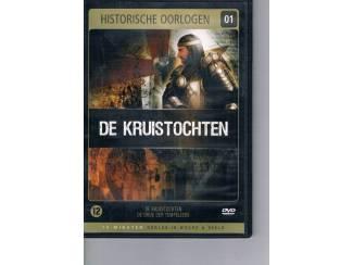DVD Historische oorlogen deel 01 De kruistochten