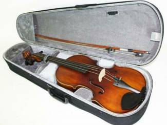 """Altviool, violina, Bratsche 26,5"""" (=68 cm) met koffer"""