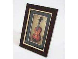 Instrumenten | Toebehoren Miniatuur instrumenten in lijst vanaf € 15,00