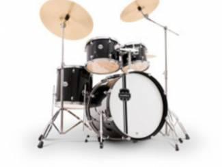 Mapex Voyager Drumstel, Zwart, VR5045ZDK, showmodel.