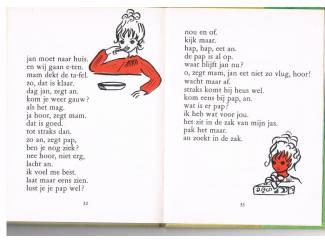 Kinderboeken An en Jan in huis  – Marianne Verhaagen