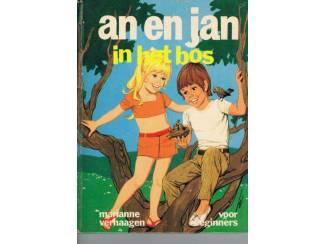 Kinderboeken An en Jan in het bos  – Marianne Verhaagen
