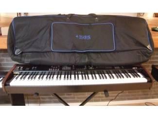 Dik gevoerde Keyboard-hoes / tas; 105, 112, 118, 122 of 142cm