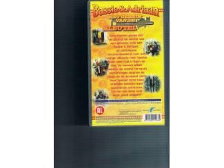VHS   Kinderprogramma's en Kinderfilms Video Bassie en Adriaan – Het geheim van de sleutel  1 en 2