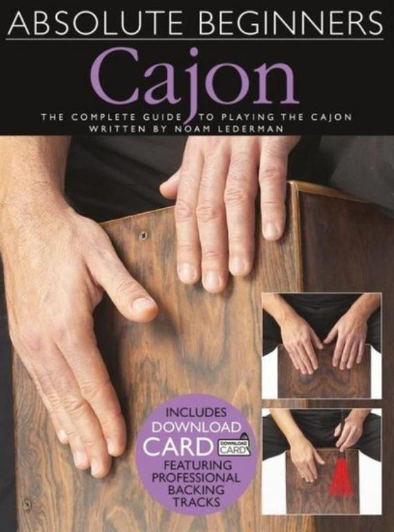 Absolute Beginners voor Cajon