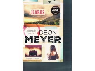 Deon Meyer – Icarus