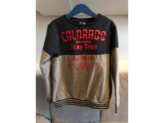 Sweater 2x (maat140 valt klein als 134)