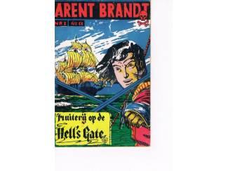 Arent Brandt nr. 2 – Muiterij op de Hell's Gate