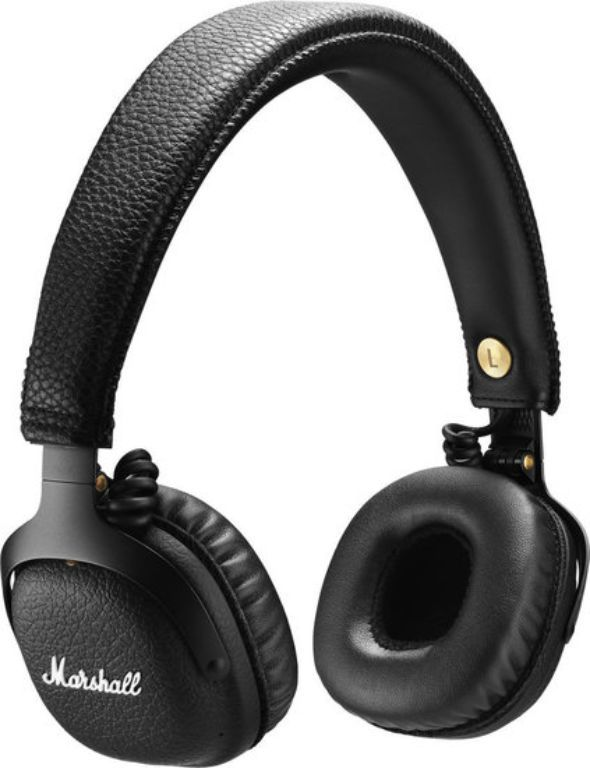 Marshall Mid Bluetooth zwarte hoofdtelefoon MKIII