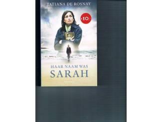 Romans Haar naam was Sarah – Tatiana de Rosnay