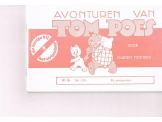Tom Poes MV 30 – De grootgroeiers