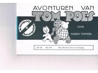 Tom Poes MV 32 – Heer Bommel stuit de vooruitgang