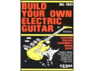 Boek Build your own electric guitar