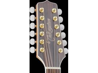 Snaarinstrumenten | Gitaren | Semi-Akoestisch Takamine GJ-72E12 12-snarige electro-akoestische Jumbo gitaar