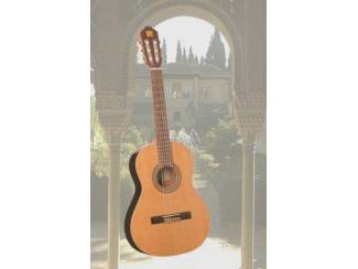 Alhambra 1C-K klassieke gitaar naturel, kindermaat 3/4