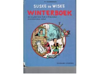 Suske en Wiske Winterboek 1973 – rugklachten