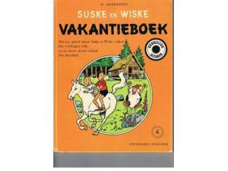 Suske en Wiske Vakantieboek nr. 4 – 1976