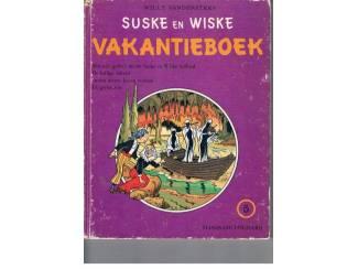 Suske en Wiske Vakantieboek nr. 5 – 1977 – krabbels