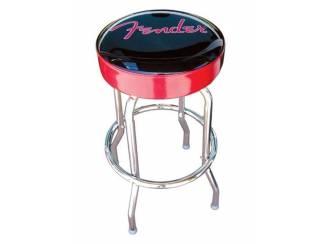 "Fender Barstool, 24"" (= ca 60 cm hoog)"