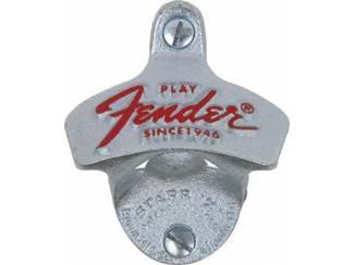 Fender flesopener, ideaal als kado voor de echte Fender fanaat!