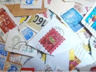 Postzegels   Nederland Postzegels onafgeweekt Nederland