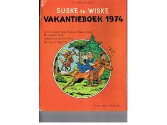 Suske en Wiske Vakantieboek nr. 2 – 1974