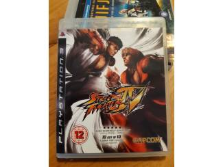 Games   Sony PlayStation 3 Street Fighter IV - PlayStation 3 Game