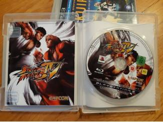 Street Fighter IV - PlayStation 3 Game