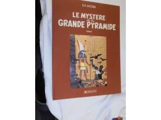 Le mystère de la grande pyramide – Tome 1