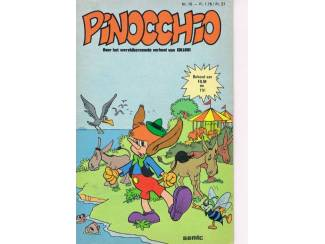 Pinocchio nr. 15