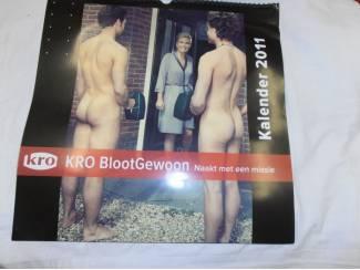 KRO BlootGewoon kalender 2011
