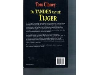 Thrillers en Spanning Tom Clancy – De tanden van de tijger