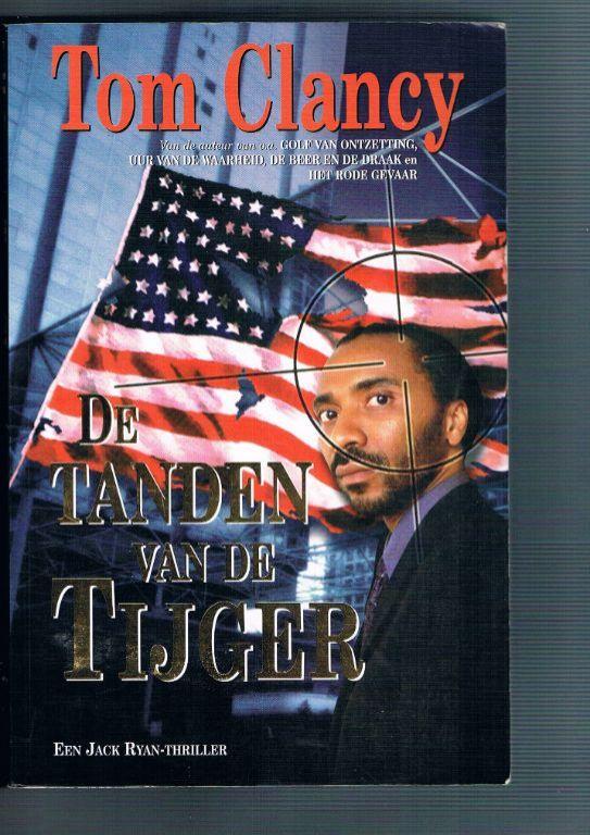 Tom Clancy – De tanden van de tijger