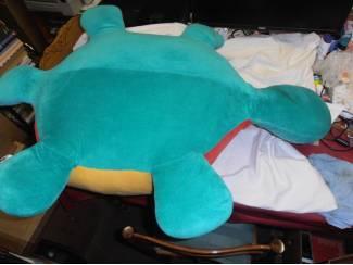 Speelgoed   Knuffels Gigantische knuffel