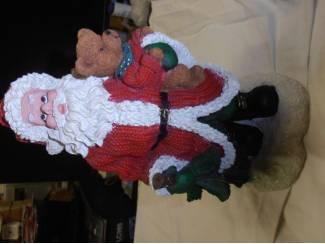 Kerst Beertje met kerstman