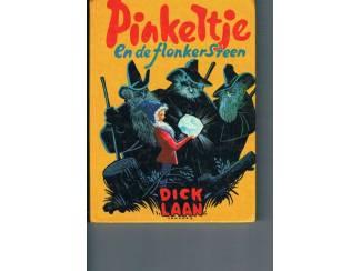 Pinkeltje en de Flonkersteen – Dick Laan