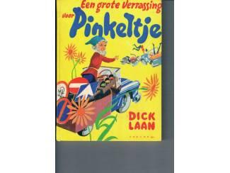 Een grote verrassing voor Pinkeltje – Dick Laan