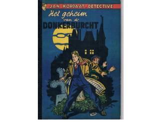 Stripboeken Jan Kordaat – Het geheim van de Donkerburcht