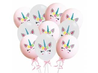 Eenhoorn / Unicorn Ballonnen