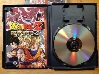 Games | Sony PlayStation 2 Dragon Ball Z - Budokan 2 - PS2