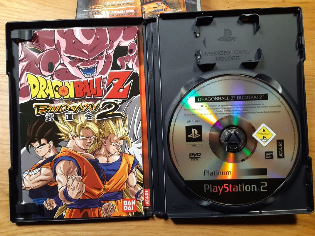 Dragon Ball Z - Budokan 2 - PS2