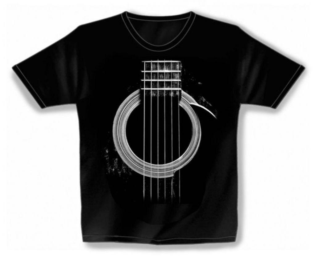 T-Shirt Black hole Sun, large